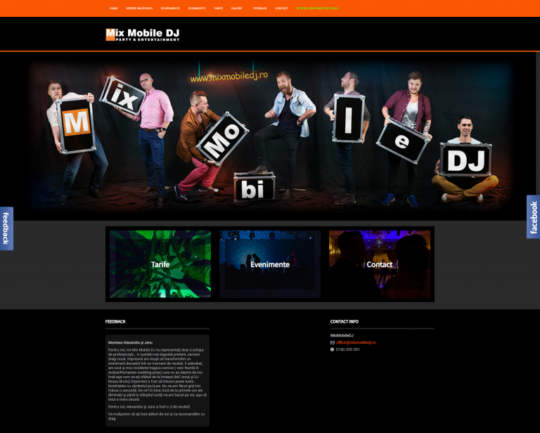 Mix Mobile DJ